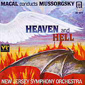 Heaven and Hell - Macal Conducts Mussorgsky / New Jersey