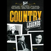 Various Artists: Country Legends [Sony 2013]
