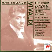 Bernstein Century - Vivaldi: The Four Seasons / New York PO