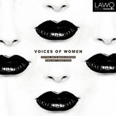Voices of Women: Contemporary Norwegian Vocal Works / Bettina Smith, mzz.; Einar Røttingen, piano