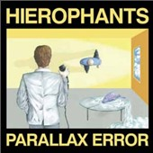 Hierophants: Parallax Error [Digipak]