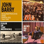 John Barry (Conductor/Composer): Soundtracks and Singles, 1963-1966 [Digipak]