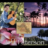 Jeff Peterson: O'Ahu [Digipak]