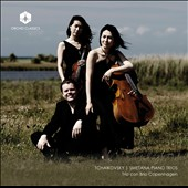 Tchaikovsky: Piano Trio in A Minor, Op. 50; Smetana: Piano Trio in G Minor, Op. 15 / Trio con Brio Copenhagen