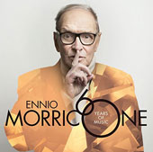 Ennio Morricone (b.1928): Various works - Celebrating 60 Years of Music / Ennio Morricone, Czech National Symphony Orchestra