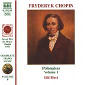 Chopin: Complete Piano Music Vol 8 / Idil Biret