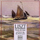 Liszt and Contemporaries - Works for Cello / Tooten, Masson