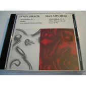 Swack: String Quartet no 3, etc;  Lifchitz: Yellow Ribbons
