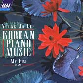 Young Jo Lee: Korean Piano Music / My Kim