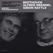 Beethoven: Piano Concerto no 5, Sonata no 23 / Brendel