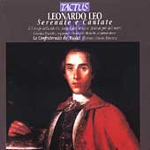 Leo: Serenade e Cantate / Prontera, Matello, Bianchi, et al