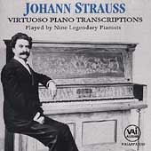 J Strauss Jr: Virtuoso Piano Transcriptions