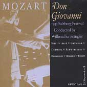 Mozart: Don Giovanni / Furtw&#228;ngler, et al
