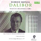 Smetana: Dalibor / Queler, Gedda, Monk, Foss, et al