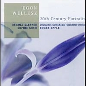 20th Century Portraits - Egon Wellesz: The Dawn of Spring