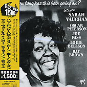 Sarah Vaughan: How Long Has This Been Going On [Remaster]