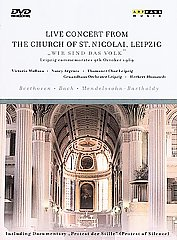 Various: Live Concert From The Church [DVD]