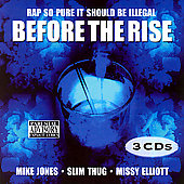 Mike Jones (Rap): Before the Rise [PA]