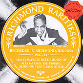 Various Artists: Richmond Rarities