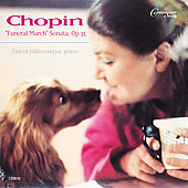 Chopin: Funeral March Sonata, Op 35, etc / Oxana Yablonskaya