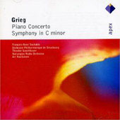 Grieg: Piano Concerto In A Minor, Symphony In C Minor