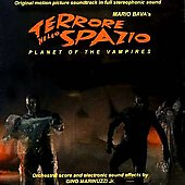 Gino Marinuzzi, Jr.: Terrore Nello Spazio [Planet of the Vampires] [Original Soundtrack]