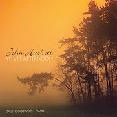 Velvet Afternoon / John Hackett, Sally Goodworth