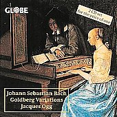 Bach: Goldberg Variations / Jacques Ogg