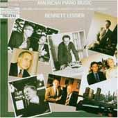 20th Century Piano Music / Bennett Lerner
