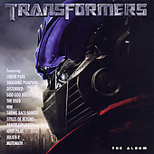 Original Soundtrack: Transformers: The Movie [2007 Live Action]