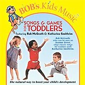 Bob McGrath: Songs & Games for Toddlers