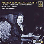 Kirstin Flagstad - The Danish Radio Concert