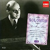 Icon - Solomon - The Master Pianist plays Beethoven, Mozart, etc