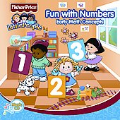 Fisher-Price: Little People: Fun with Numbers - Early Math Concepts
