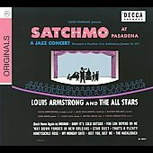 Louis Armstrong: Satchmo at Pasadena [Digipak]