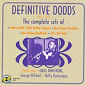 Johnny Dodds: Definitive Dodds 1926-1927