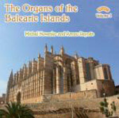 Organs of the Balearic Islands Vol 1 / Michal Novenko, Arnau Reynes