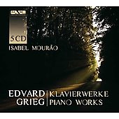 Grieg: Piano Works / Isabel Mourao