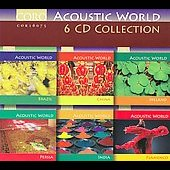 Various Artists: Acoustic World Collection [Box]