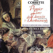 Michel Corrette: First Book of Harpsichord Works and Divertimenti