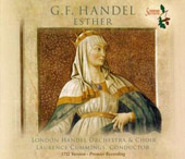 Handel: Esther / Bowman, Watson, Bickley