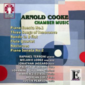 Arnold Cooke: Chamber Music