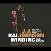 J.J. Johnson (Trombone): 1958 European Tour [Box]
