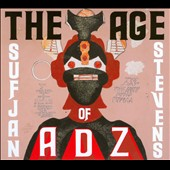 Sufjan Stevens: The  Age of Adz [Digipak]