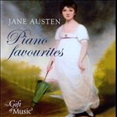 Jane Austen Piano Favorites / Souter