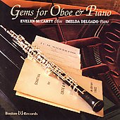 Gems for Oboe & Piano / Evelyn McCarty, Imelda Delgado