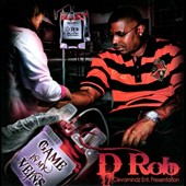 D Rob: Game In My Veins