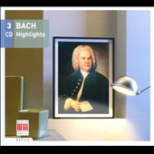J.S. Bach Highlights / various artists