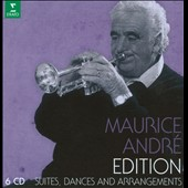 Maurice Andr&eacute; Edition / Suites, Dances and Arrangements [6 CDs]