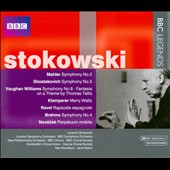 BBC Legends: Leopold Stokowski Box Set [3 CDs]